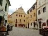 Historic Houses in Cesky Krumlov