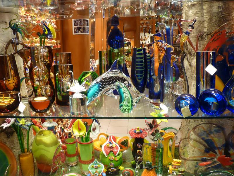 Czech Glass, Crystal, Porcelain