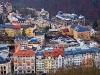 Karlovy Vary rooftops