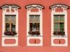 Old town windows, Kroměříž