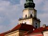 Clock tower in Kroměříž
