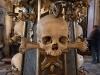 Human skull and bones, Sedlec Ossuary