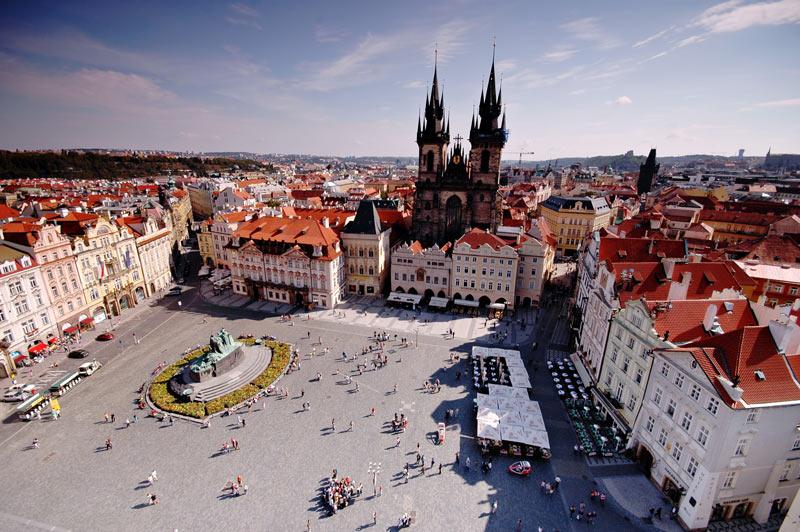 Praha Tsekki Prahan Turistiopas Tietoa Matkailusta Prahassa