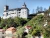 Rosenberg castle (Rožmberk Castle)