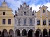 Telc, Renaissance Houses