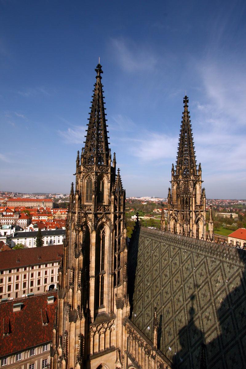 St  Vitus Cathedral (Katedrála svatého Víta), Prague Castle