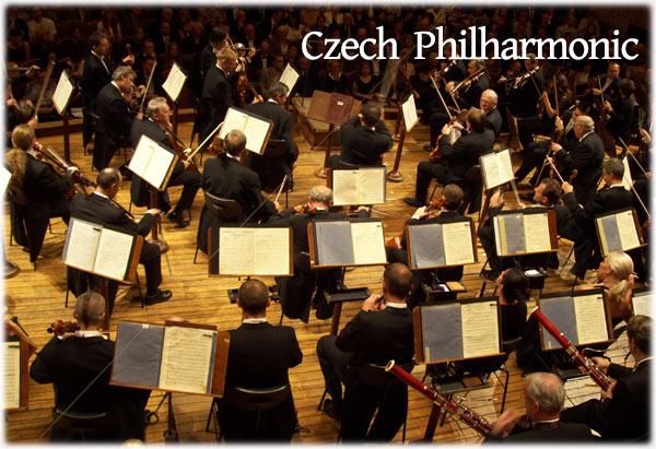 Tjeckiens Filharmoniker