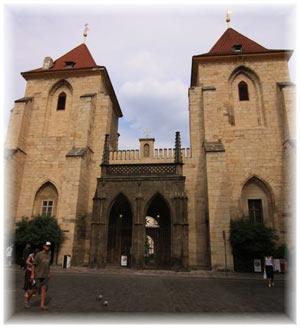 Biserica Maicii Domnului în Lanțuri
