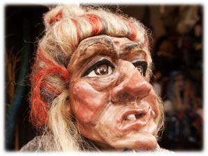 Czeski teatr lalek (marionetkowy)