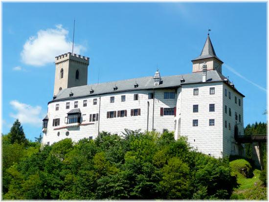 Château de Rozmberk