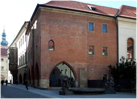 Charles University di Praga