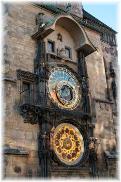 השעון האסטרונומי