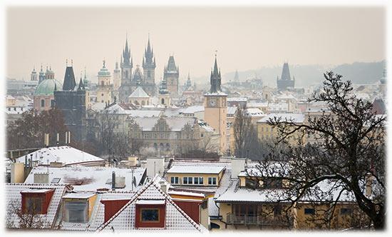 Prague Xmas