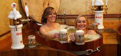 Beer Spas In Czech Republic