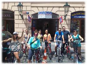 Велосипедни обиколки