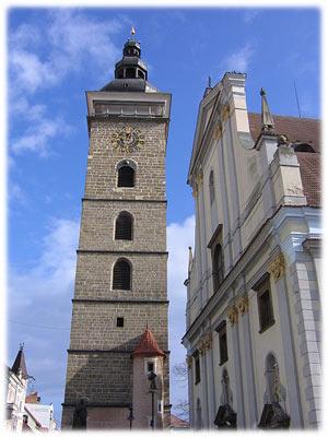 Zwarte toren