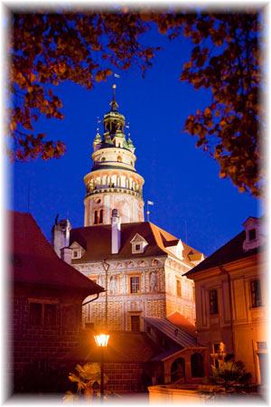 Český Krumlov dvorac