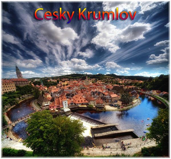 Cesky Krumlov Exkursionen