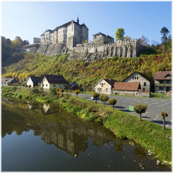 El Castillo Český Šternberk