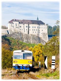 Cesky Sternberg Train