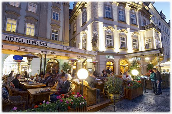 Hotel U Prince Restaurant