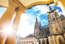 Добро пожаловать в Прагу