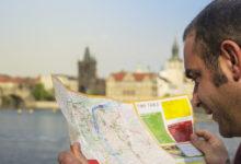 Navigating Prague