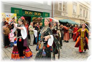 Musikkfestivaler i Český Krumlov