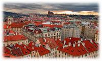 Prague, la ville dorée