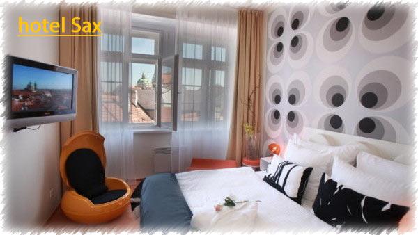 Hotel Sax Prag