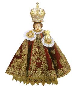 התינוק ישוע של פראג במבינו די פראגה