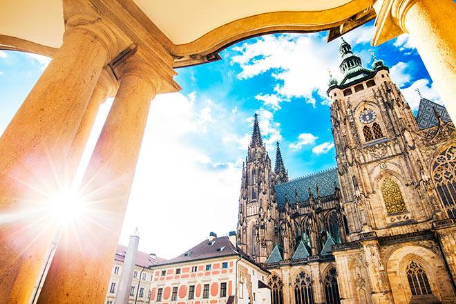 > Introducing Prague