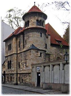 המוזיאון היהודי של פראג