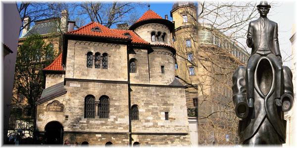 H Παλιά Εβραϊκή Συνοικία Γιόζεφοβ