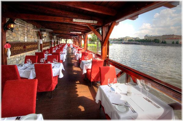 Лучшие рестораны в Праге