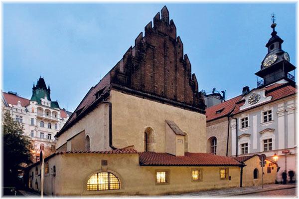 בית הכנסת הישן-חדש