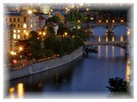 Vltava River, Prague