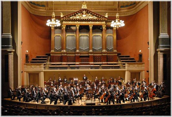 Tjeckisk klassisk musik