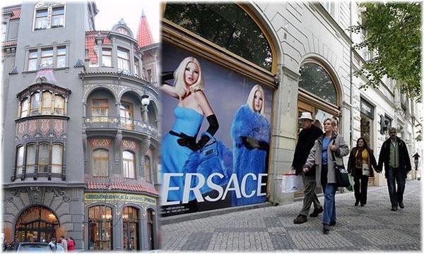 Ulica Pařížská
