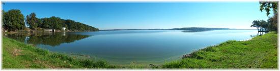 Pond Rozmberk