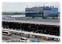 Lufthavnen Prag Ruzyně