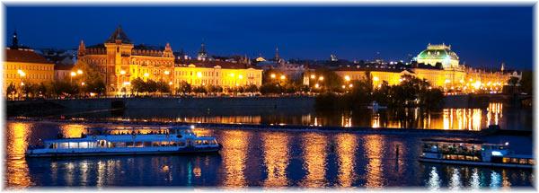 Nočna Praga