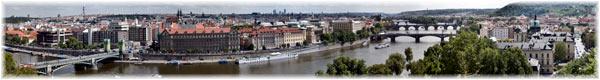 Prague, Vltava River