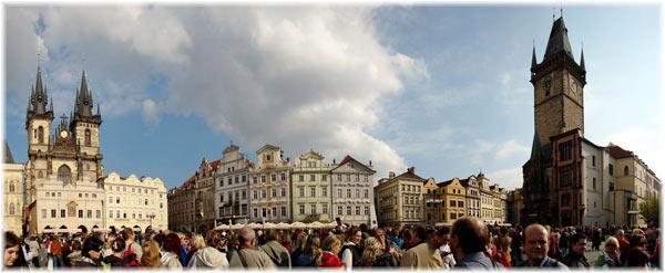 ปราก Old Town Square
