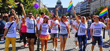Tornando Praga esiste un fitto sottobosco di sesso a pagamento ma non si.