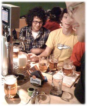 De cultuur van pubs in Praag