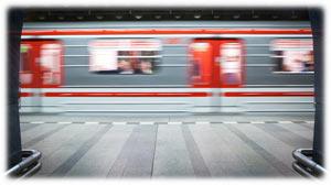 Kontrolleure von Prags öffentlichen Verkehrsmitteln
