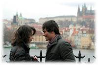 Prague La ville de l'amour