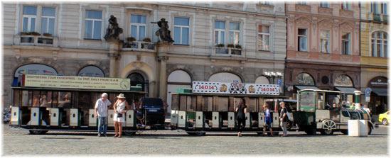 Jedinstveni načini za istraživanje Praga