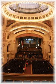 Das Repräsentationshaus, Smetana Hall